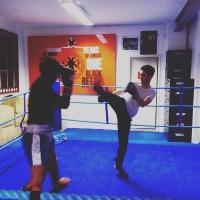 head kick trainning